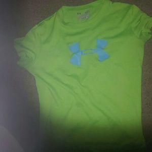 Underarmer t shirt